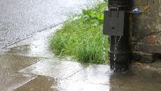 Kolejny dzień z burzami i deszczem