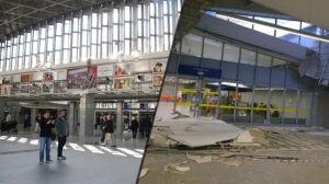 Remont Wschodniego przed Euro pochłonął 60 mln zł. Sufit do naprawy
