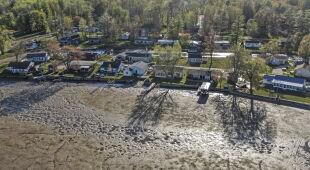 Powódź w stanie Michigan PAP/EPA/TANNEN MAURY