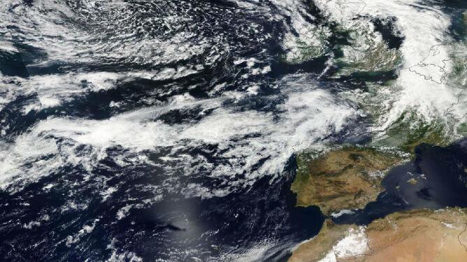 Cyklon Bertha zmierza do Europy