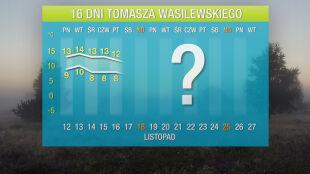 Prognoza pogody na 16 dni: w końcu przyjdzie duże ochłodzenie