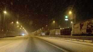 Śnieg, zawieje i zamiecie. Nawet drugi stopień alertów IMGW