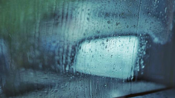 Deszcz spowoduje utrudnienia na drogach