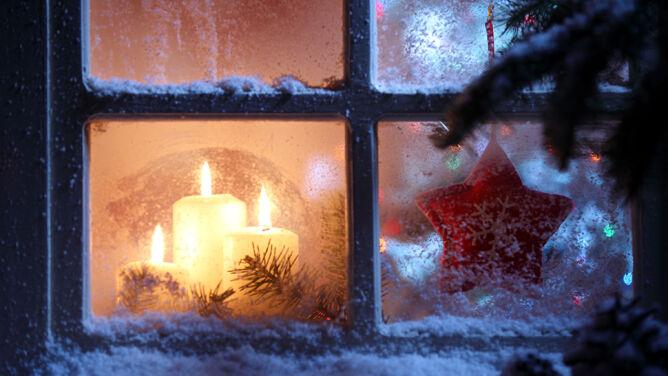 Do Wigilii pochmurno i z opadami. Więcej śniegu w pierwszy i drugi dzień świąt