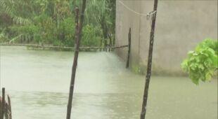 Powodzie w Nikaragui