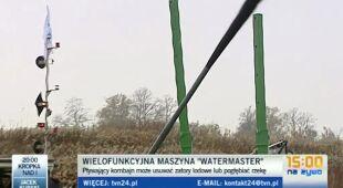 """""""Watermaster"""" we Wrocławiu (TVN24)"""